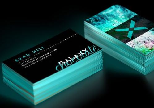 glow in the dark business cards colorado springs